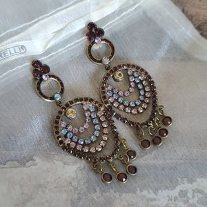 Vintage pierced sorrelli earrings*new listing